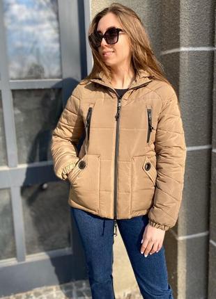 Весенняя куртка по распродаже! скидка! выгодная цена! весна 2021