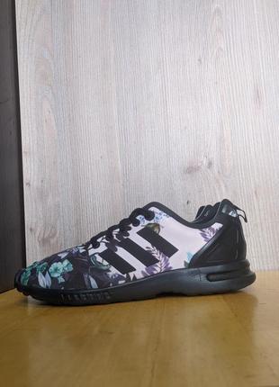 Кроссовки adidas zx flux smooth