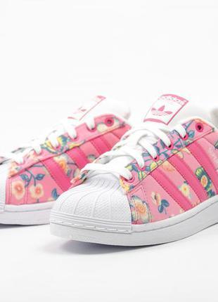 Новые кроссовки adidas superstar w оригинал  22.5-23 см