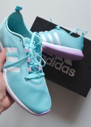 Новые кроссовки adidas neo cloudfoam pure оригинал   23- 22.5 см