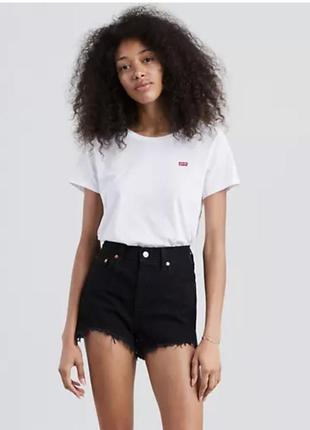 Женская футболка levis