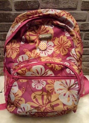Рюкзак для девочки нi-тec оригинал