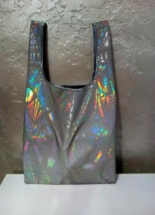 Эко сумка/тканевый многоразовый пакет, сумка для продуктов/текстильная сумка