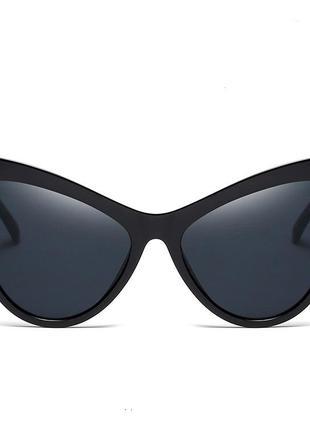 Оригинальные солнцезащитные очки кошачий глаз