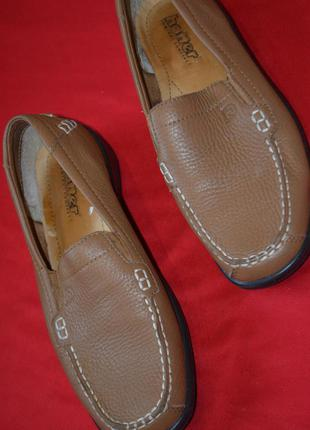Кожаные женские туфли  hotter comfort