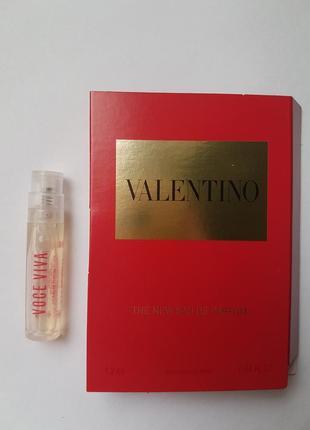Пробник парфюмированная вода valentino voce viva
