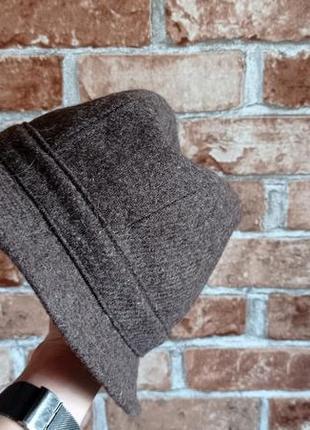 Классическая британская шерстяная шляпа от   failsworth