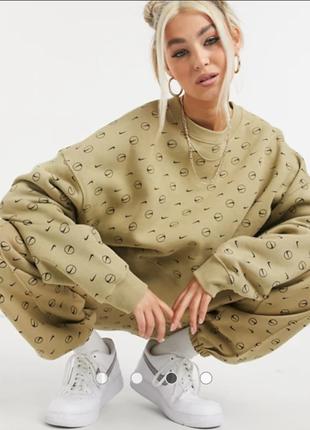 Nike оригинальный спортивный костюм женский худи джоггеры оригинал размер s m l xl