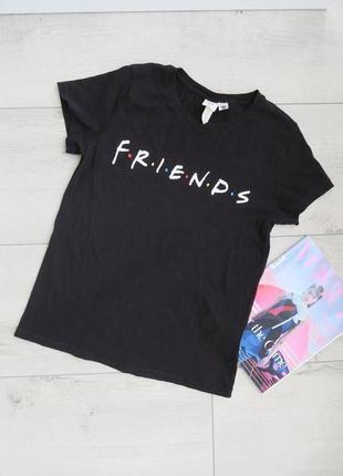 Базовая футболка friends