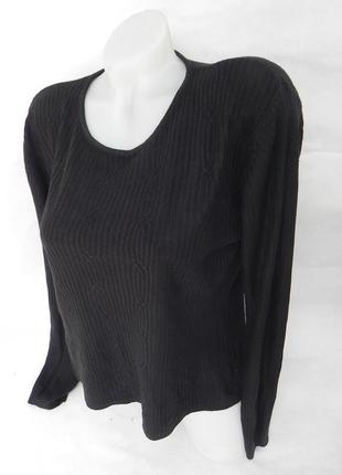 Свитер свитерок джемпер красивого насыщенного коричневого цвета bhs