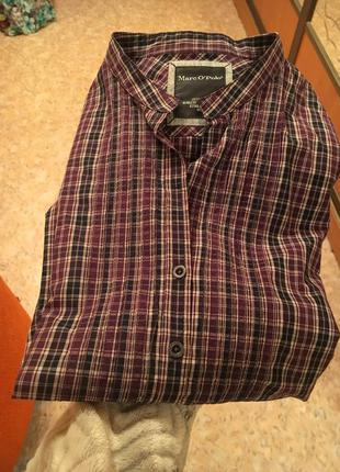 Стильная рубашка marc o'polo