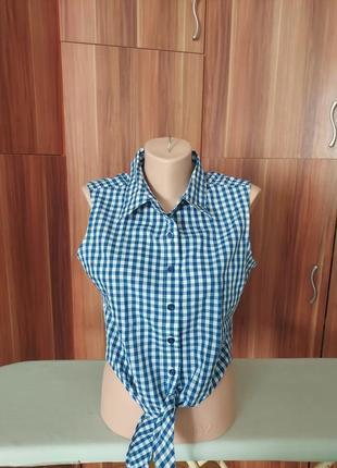 Блузка летняя хлопок
