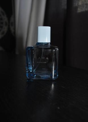 Zara dandelion 100 ml, оригинал испания