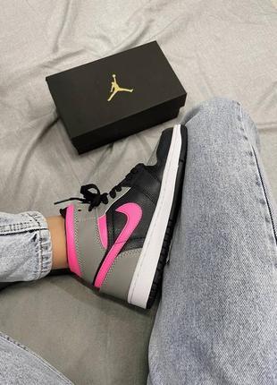 Кроссовки найк женские обувь на весну взуття nike air jordan джорданы