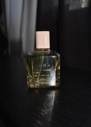 Zara joyful tuberose 100 ml, оригинал испания