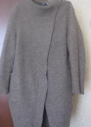 Батал кардиган пальто италия
