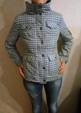 Куртка на синтепоне orsay, состояние новой