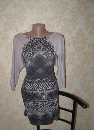 Marccain платье s-m-размер. оригинал