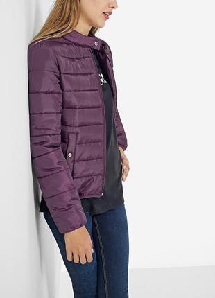 Новая куртка на осень stradivarius (xs,s,m,l) бомбер