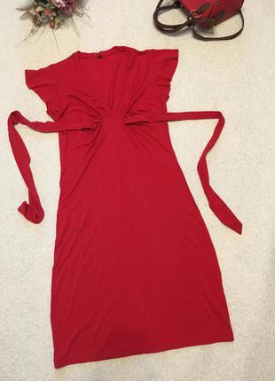 Платье миди л-хл