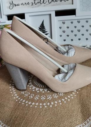 🍃🌺 распродажа 🍃🌺 туфли лодочки замша