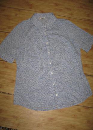 Рубашка в принт