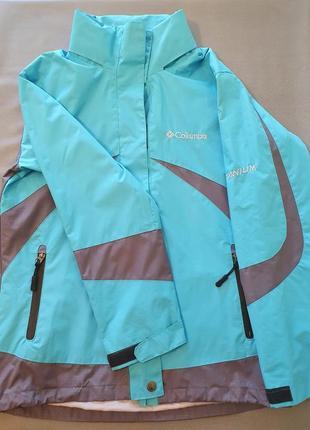 Куртка columbia titanium