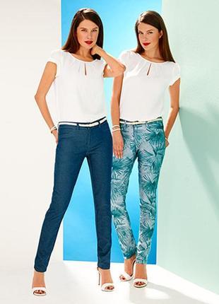 Двухсторонние джинсы tchibo.