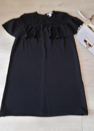 H&m платье свободного кроя