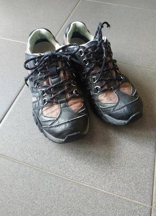 Треккинговые кроссовки clarks gore-tex