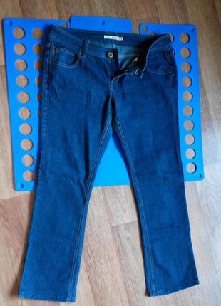 Dp denim простые и классные прямые джинсы