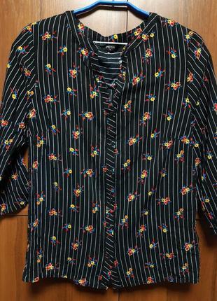 Красивая блуза papaya