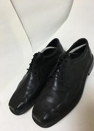 Туфлі чоловічі rieker