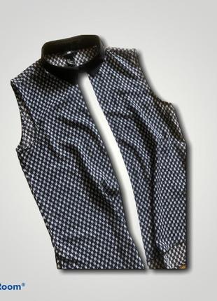 Рубашка без рукавов h&m