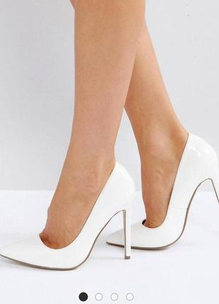 Туфли лодочки missguided