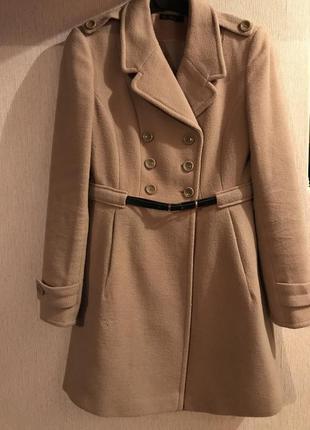 Теплое пальто от kira plastinina