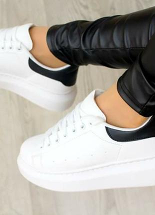 Безумно крутые белые криперы кеды кроссовки 25,5 см