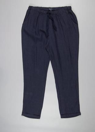 Женские льняные штаны broadway