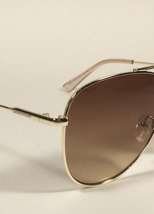 Солнцезащитные очки calvin klein .оригинал  unisex3 фото