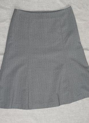 Теплая юбка для офиса