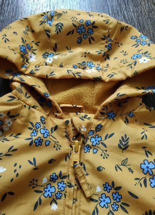 Ветровка, плащик, весенняя куртка 1-3 года5 фото