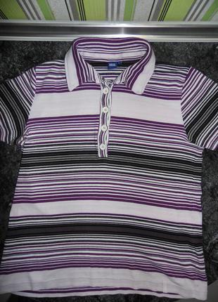 Cecil-фирменная футболка-поло -размер-l/50