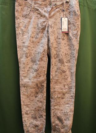 Хлопковые брюки tom tailor