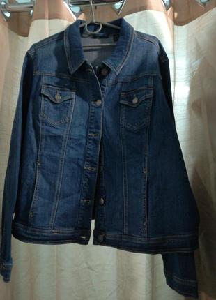 Tcm куртка джинсовая 48