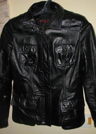 Куртка пиджак кожа