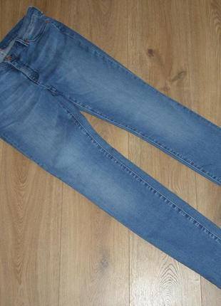 Boss orange голубые джинсы, р.30/34