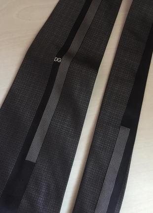 Статусный мужской галстук натуральный шелк оригинал