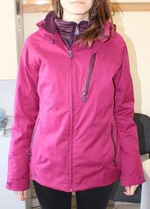 Лыжная куртка thibo 3 в 1 s-ка