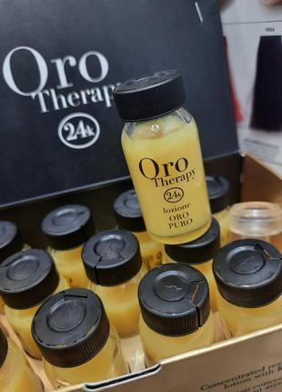 Восстанавливающий лосьон oro therapy