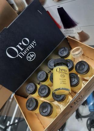 Восстанавливающий лосьон oro therapy2 фото